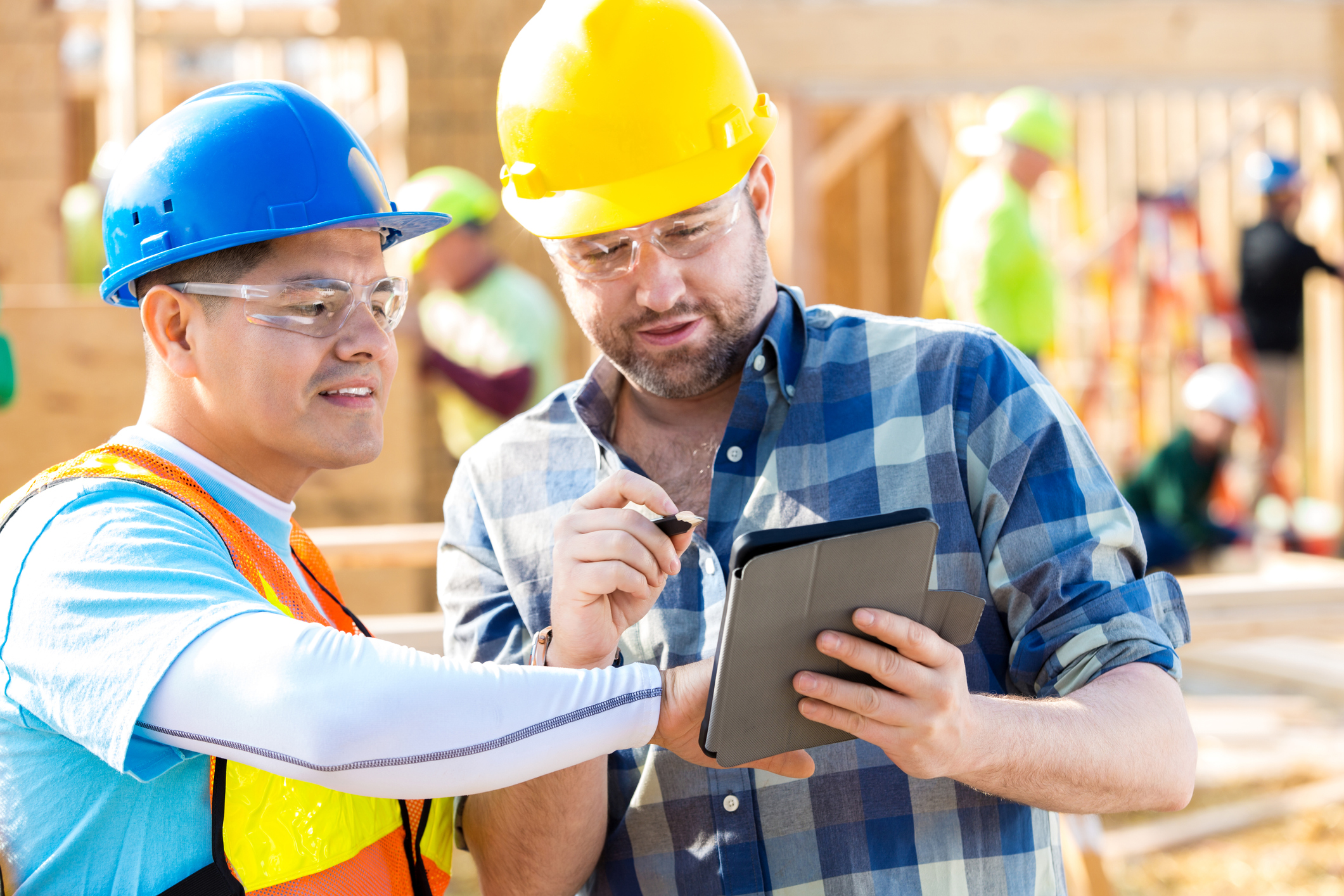 10 Reasons Your Construction Firm Needs The Cloud